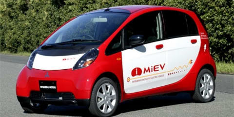 Mitsubishi i MiEV wins UK Electric Vehicle of the Year