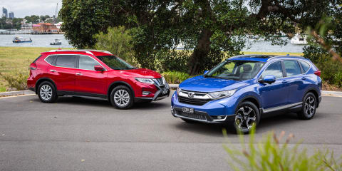 VFACTS: Medium SUVs poised to overtake small cars