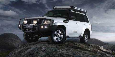 Nissan Patrol Titanium limited edition launches from $57,990 driveaway