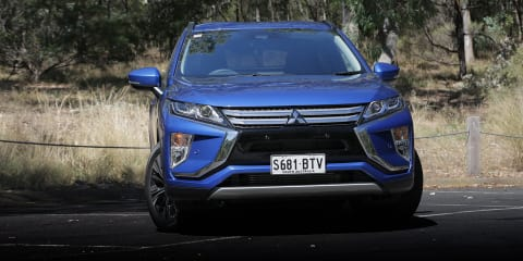 2018 Mitsubishi Eclipse Cross LS review