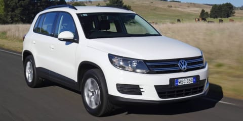 2012 Volkswagen Tiguan facelift announced