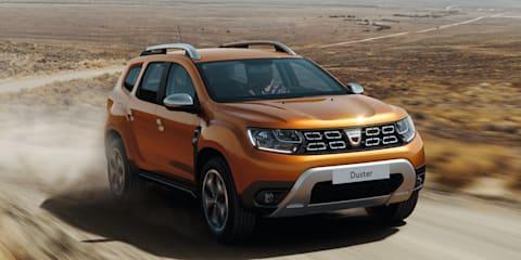 2018 Dacia Duster revealed, moving upmarket