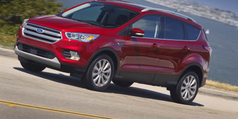 2017 Ford Escape debuts FordPass remote smartphone tech