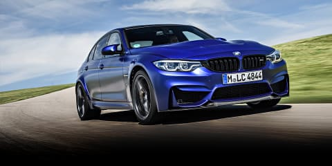 2019 BMW M3 CS review