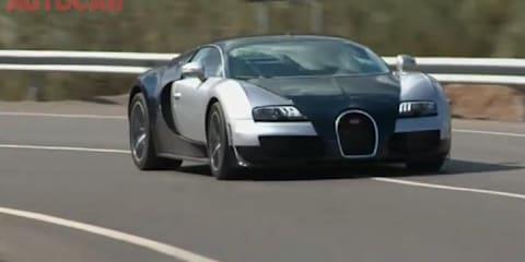 Bugatti Veyron Super Sport video review
