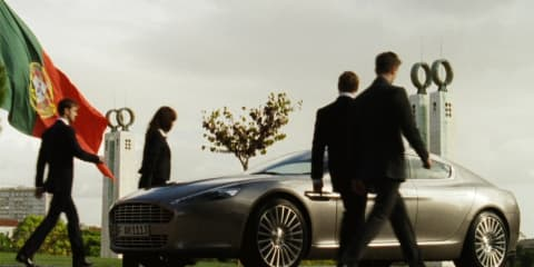 Video: Aston Martin Rapide short film - Part 1