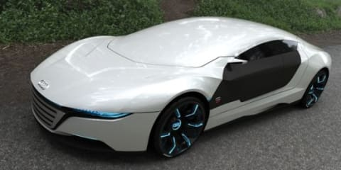 2015 Audi A9 planned