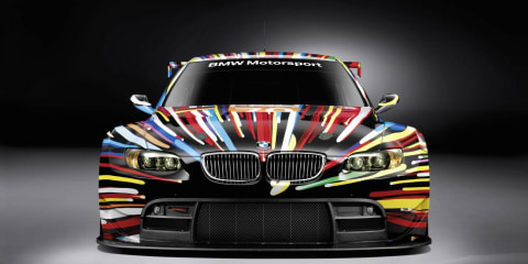 BMW's Art Car will race at Le Mans 24 Hour
