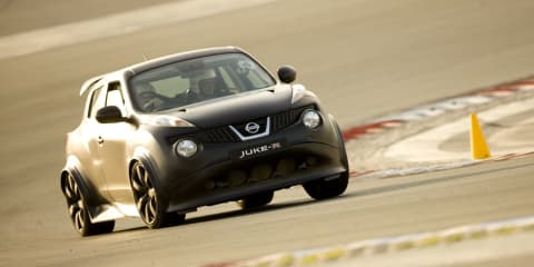 Nissan Juke R Review