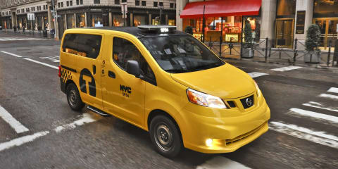 Nissan New York taxi program before US Supreme Court