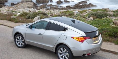 Acura ZDX Review