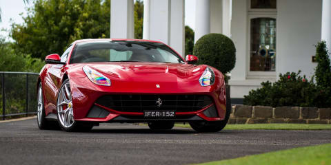 Ferrari set to smash Australian sales record