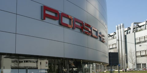 Porsche debt a massive 14 billion euros
