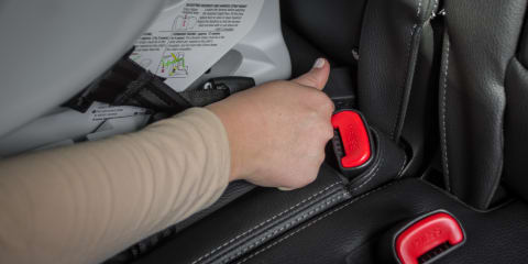 ISOFIX-compatible child seats: your questions answered