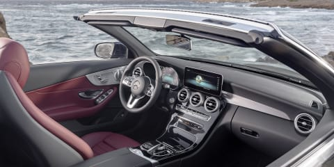 2018 Mercedes-Benz C-Class arriving in August