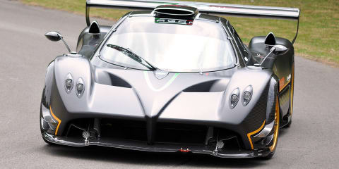Pagani Zonda R breaks Nurburgring record with 6:47