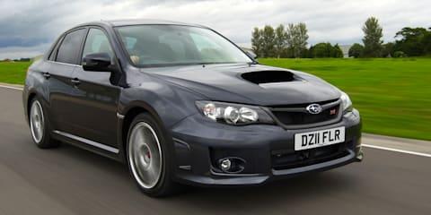 2011 Subaru WRX STI 320R: 0-100km/h in 4.9 seconds