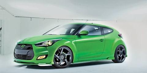 Hyundai Veloster Turbo coming to Australia