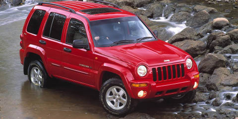 2004-07 Jeep Cherokee recalled
