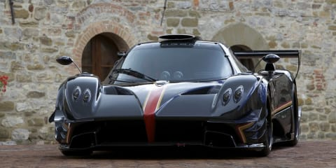 Pagani Zonda Revolucion: final edition revealed