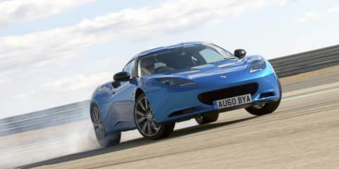 Lotus Evora S recalled with potential fire risk