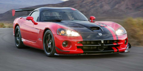 Dodge Viper SRT10 saved from death row