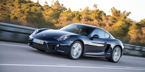 Porsche four-cylinder turbo engine freshly rumoured