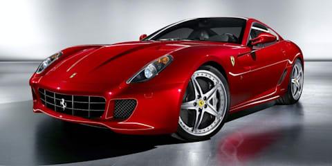 Ferrari announces HGTE pack for 599
