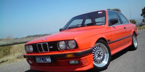 1985 BMW 3 Series Review