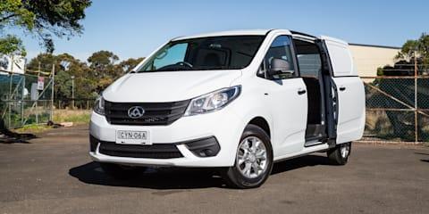 LDV G10 Van Review