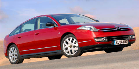 Citroen C6 production ends