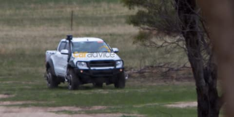2016 Ford Ranger Raptor and Ranger FX4 trademarks registered —spied testing locally?