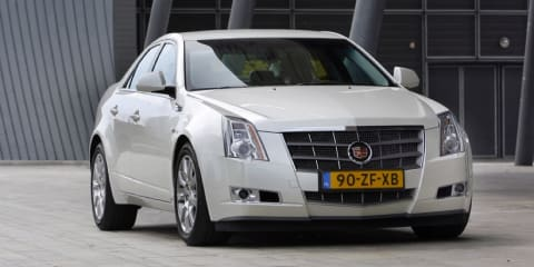 GM may pull Cadillac from Euro markets