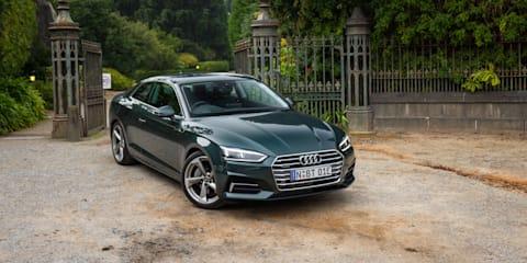 2017 Audi A5 Coupe 2.0 TFSI quattro review