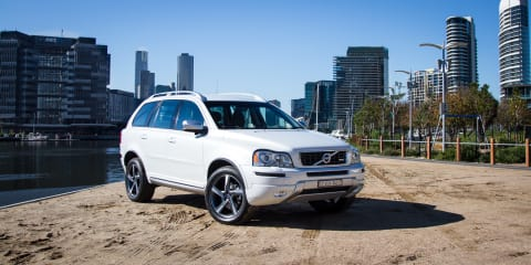 2015 Volvo XC90 Review :: Run-out round-up