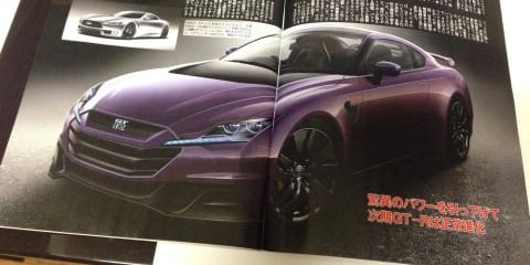 2016 Nissan GT-R to produce 600kW from F1-style hybrid system - report