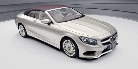 Mercedes-Benz S-Class Exclusive Edition revealed - UPDATE