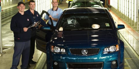 Holden admits Commodore and Cruze are loss-makers, plans to cut workforce