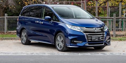 2018 Honda Odyssey VTi-L review