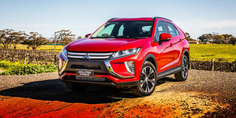 2019 Mitsubishi Eclipse Cross ES review: Quick drive