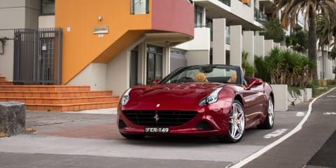 2015 Ferrari California T Speed Date