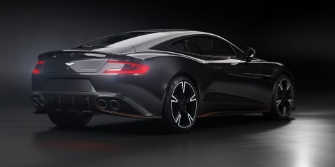 Aston Martin Vanquish S Ultimate revealed, here Q1 2018