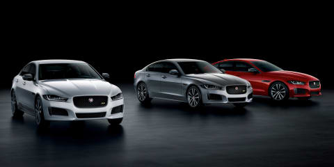 2019 Jaguar XE and XF unveiled, 300 Sport added to range - UPDATE