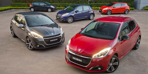 2016 Peugeot 208 pricing and specifications: More models, sharper entry price