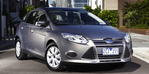 Ford Focus Ambiente: base model updated with cruise control