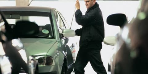 NSW car theft down by 59 percent from year 2000 to 2010