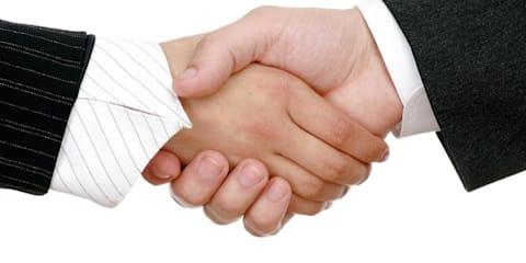 Chevrolet UK perfects the handshake