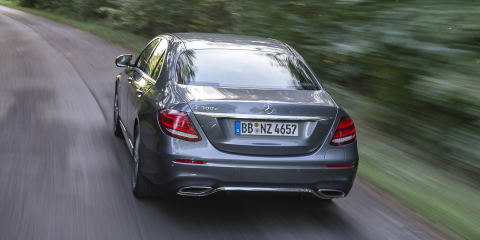 Mercedes-Benz E300e announced for the UK