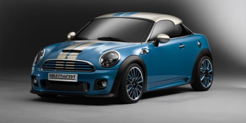 Mini confirms two new models for UK production