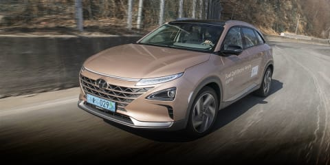 2018 Hyundai Nexo review